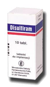 Как влияет дисульфирам на потенцию